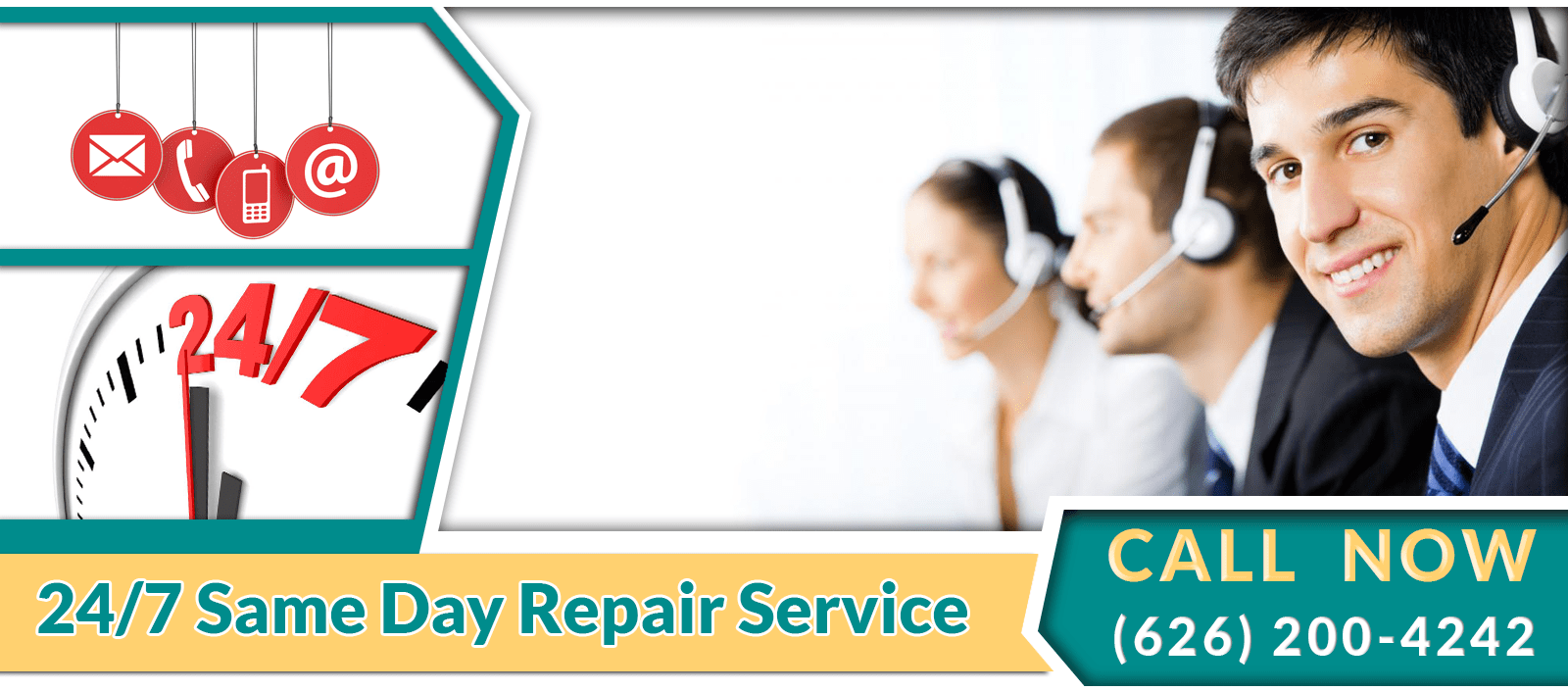 Contact Us ASAP Garage Door Repair Pasadena